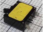 USED Circuit Breaker Airpax UPG1-1REC2-5001-1 0.75A 65VDC