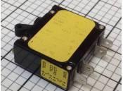 USED Circuit Breaker Airpax UPG4-1042-1 30A 50VDC