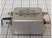 USED EMI Filter Corcom F2800 115/250VAC 50-60Hz 6 Amp