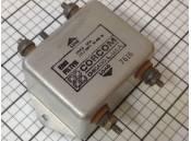 USED EMI Filter Corcom 20K6 115/250VAC 50-400Hz 20 Amp