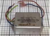 USED EMI Filter Corcom F2256 115/250VAC 50-400Hz 5 Amp