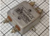 USED EMI Filter Corcom 10K6 115/250VAC 50-400Hz 10 Amp