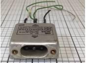 USED EMI Filter Corcom 5B4 115/230VAC 50-400Hz 5 Amp