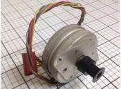 USED Stepper Motor North American 8044 7.5 Step Angle 12VDC