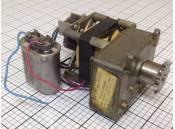 USED AC Gear Motor Von Weise WV1A10334 12 RPM 115V