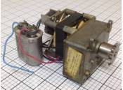 USED Electrical Gear Motor Von Weise WV1A10334 12 RPM 115VAC