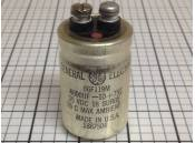 USED Capacitor General Electric 86F119M 4600uF 15VDC