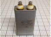 USED Capacitor Cornell-Dubilier TJU 15020J 2MFD 1500VDC