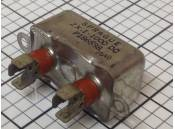 USED Capacitor Sprague P186538 2X.1-1000 DC