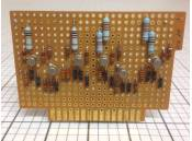 USED Mystery Circuit Board 5080-0035 D-A 10