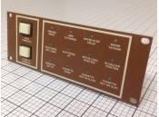 USED Indicator Panel Drytek MCC-A