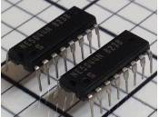 IC Seven Channel RC Encoder Signetics NE5044N (2 Pcs)