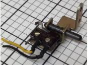 USED Vintage Door Switch Bracket L119 250VAC 4A