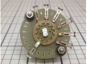 USED Rotary Switch No. 467 763A922H01 1 Pole 6 Positions