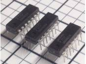 Integrated Circuit UA741PC F 7717 (Pack of 3)