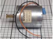 USED DC Motor Sharp LLA6B01