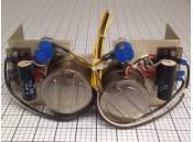 USED Gear Motor Hurst Model DA 115VAC 6 RPM (Pair of 2)