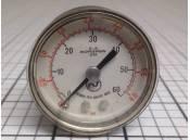 USED Pressure Gauge Norgren 0-60 PSI