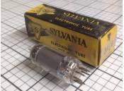 Glass Vacuum Tube Sylvania 3AU6