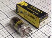 Glass Vacuum Tube Sylvania 4EJ7