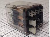 USED Relay Potter & Brumfield KU-4600 KUP14DE5 24VDC (Coil) 3PDT