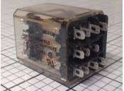 USED Relay Potter & Brumfield KU-4818 24VDC (Coil) 3PDT