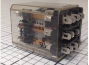 USED Relay Potter & Brumfield KU-5531 24VDC (Coil) 3PDT