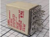 USED Relay Potter & Brumfield KH-6004 24VDC (Coil) 4PDT