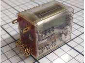 USED Relay Potter & Brumfield R10-E3-Y2-J5.0K 4.1MA 2PDT