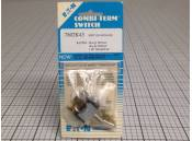 Toggle Switch Eaton 7802K43 SPDT