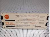 USED Wire Size Calculator Payne BDP Company