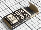 Vintage Marking Leads Black Lesto No. 162 (Pack of 6Pcs)
