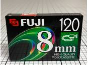 Video Cassette Tape 8mm High Quality Fuji P6-120