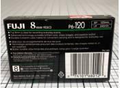 Video Cassette Tape 8mm High Quality Fuji P6-120