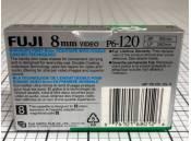 Video Cassette Tape 8mm Fuji P6-120