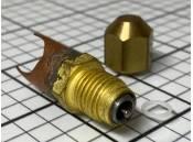 "Copper Saddle Valve 3/8"" C&D CD5538"