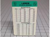 USED Walk-In Cooler/Freezer Refrigeration Chart Larkin Coils
