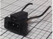 USED Electrical Power Plug 2 Prong PSU27