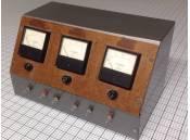 USED School Laboratory Ampere Test Station Simpson 0-1 Amps AC