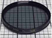 USED Lens Filter Hoya PL 72mm