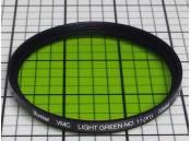 USED Lens Filter Vivitar VMC Light Green No. 11(X1) 72mm