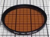 USED Lens Filter Vivitar VMC 85B 72mm