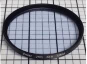 USED Lens Filter Vivitar VMC 82A 72mm