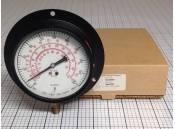 Refrigerant Pressure/Vacuum Gauge Marsh W0054 30X300 DFPR