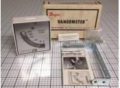 Vintage Vaneometer Air Velocity Meter Dwyer 480 0-400 FPM