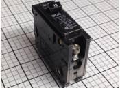 USED 1 Pole Circuit Breaker 20A Cutler-Hammer BR120 120/240VAC