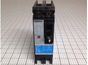 USED 2 Pole Circuit Breaker 30A Siemens Type ED42B030 480VAC