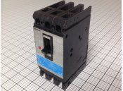 USED 3 Pole Circuit Breaker 15A Siemens Type ED63B015 600VAC
