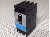 USED 3 Pole Circuit Breaker 20A Siemens Type ED63B020 600VAC