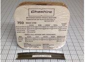 Vintage Binder Strip Type 750 Narrow Black Xerox Cheshire 977572-01
